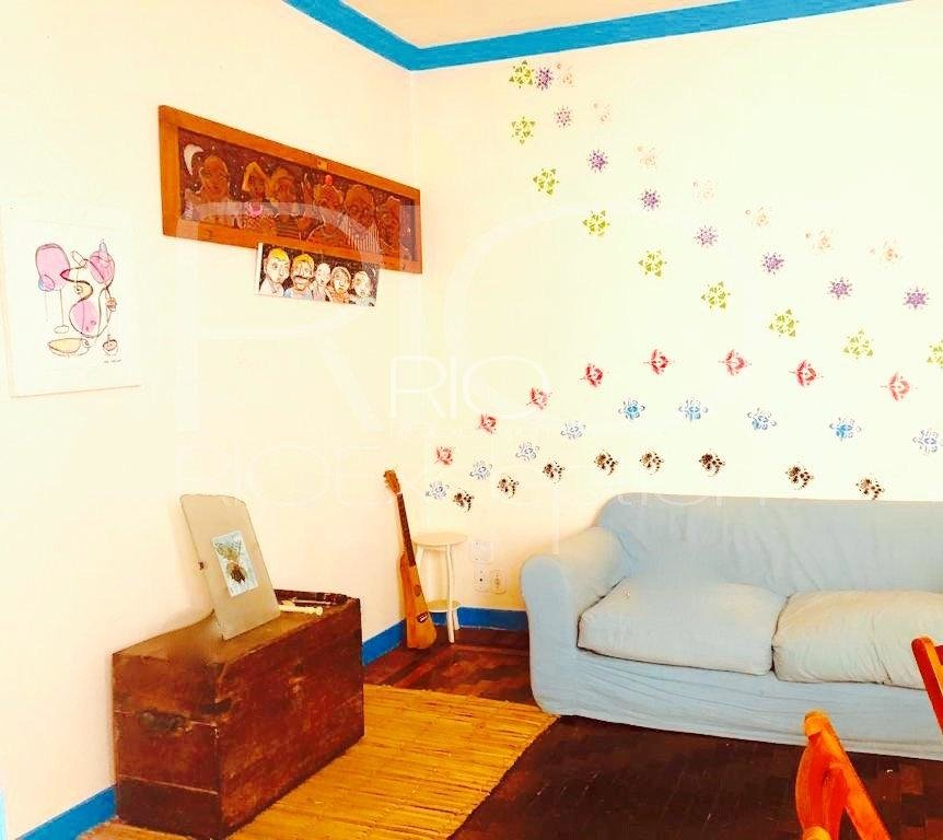 Apartamento do artista COPACABANA