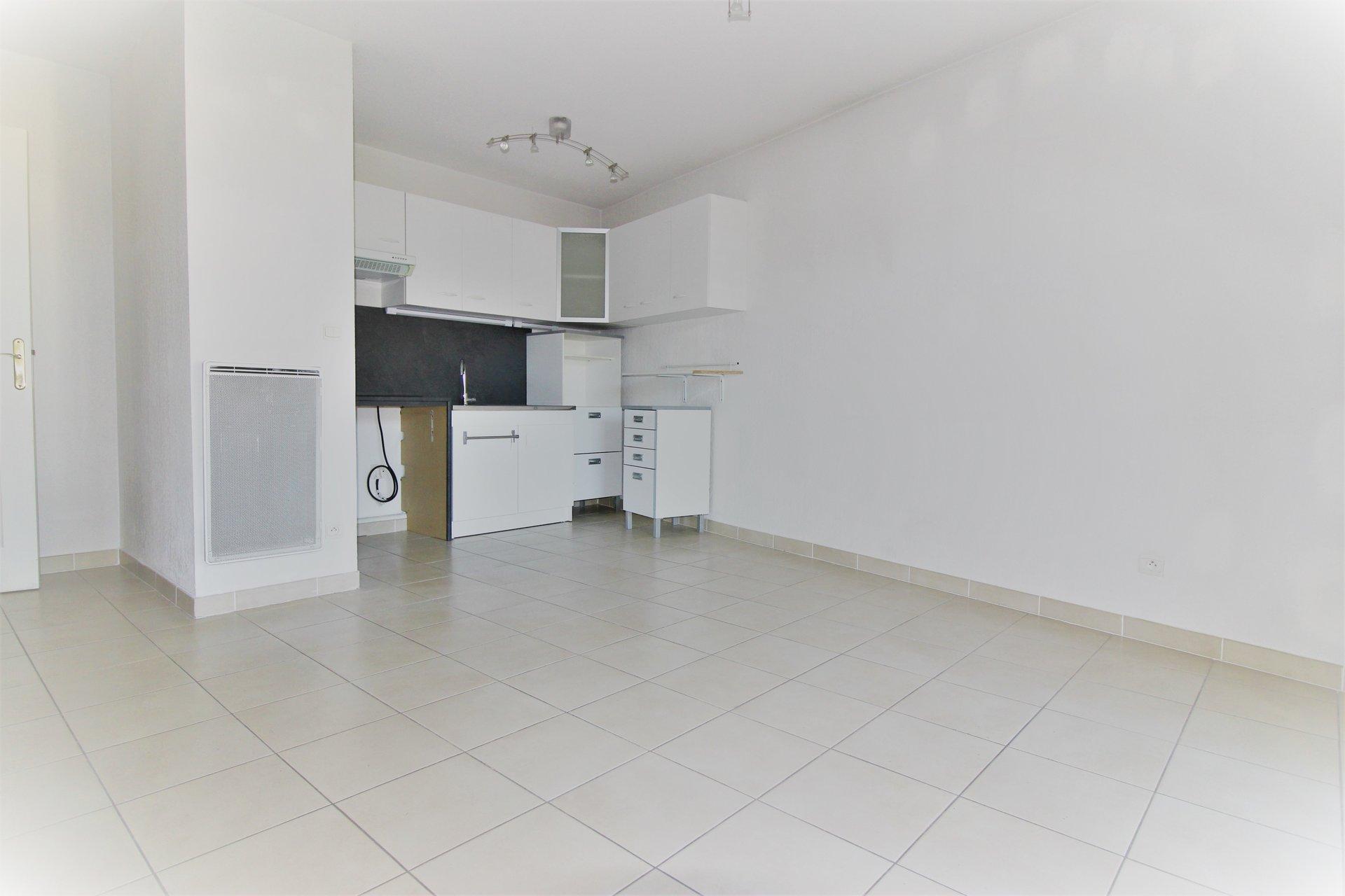T2 40m² + garage quartier Porte marine