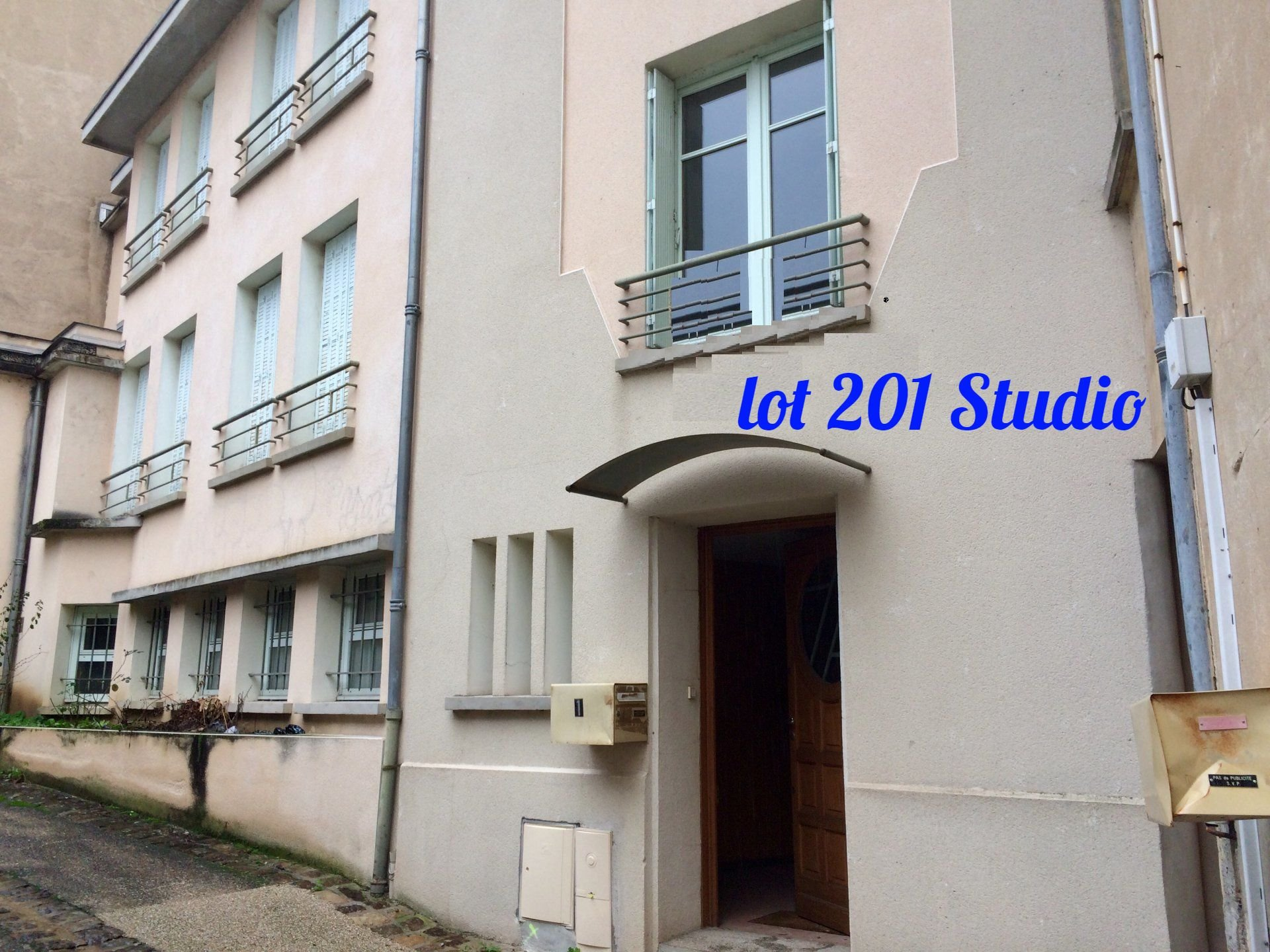 Rental Studio - Vichy