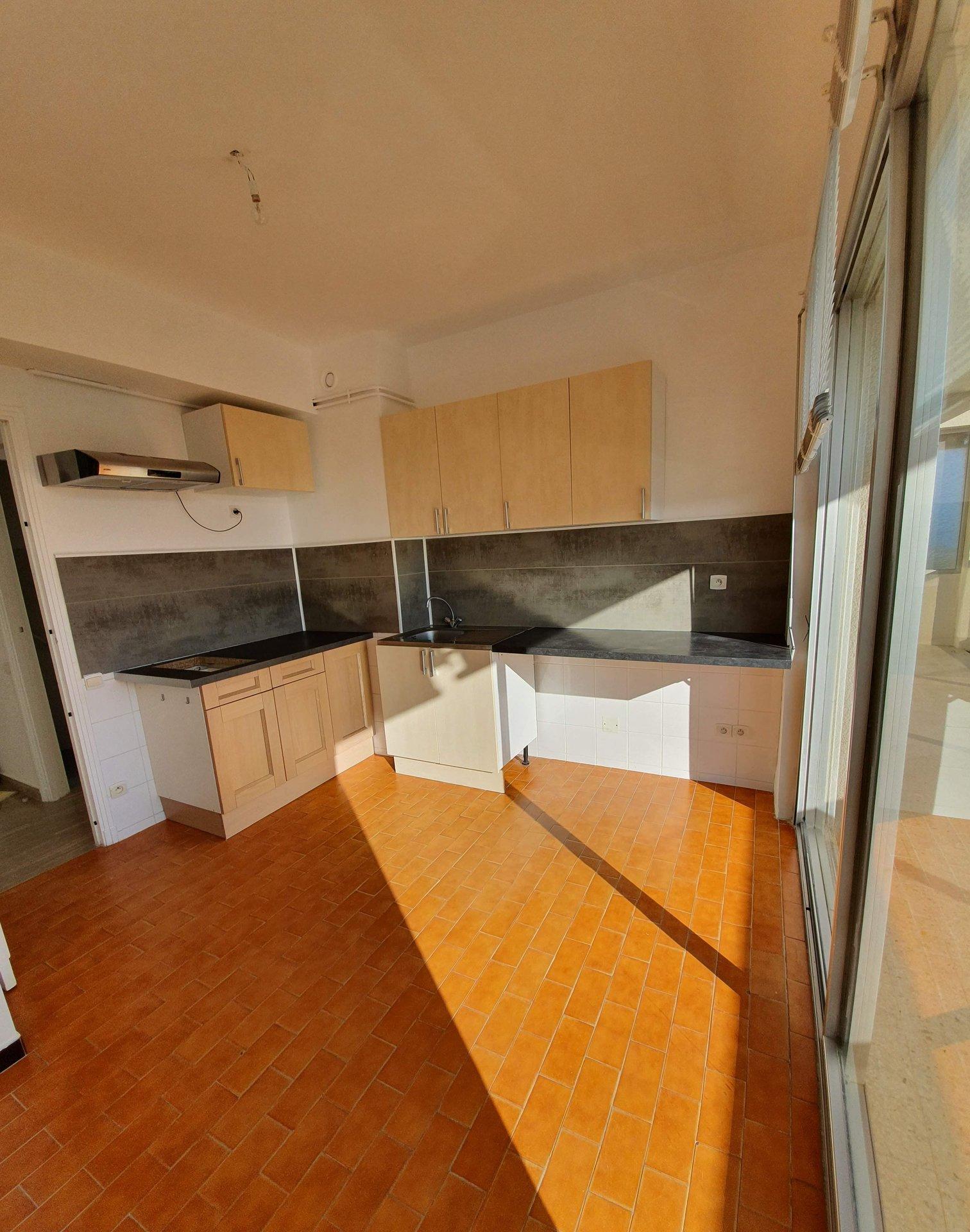 Appartement T2 62m², vue mer prodigieuse