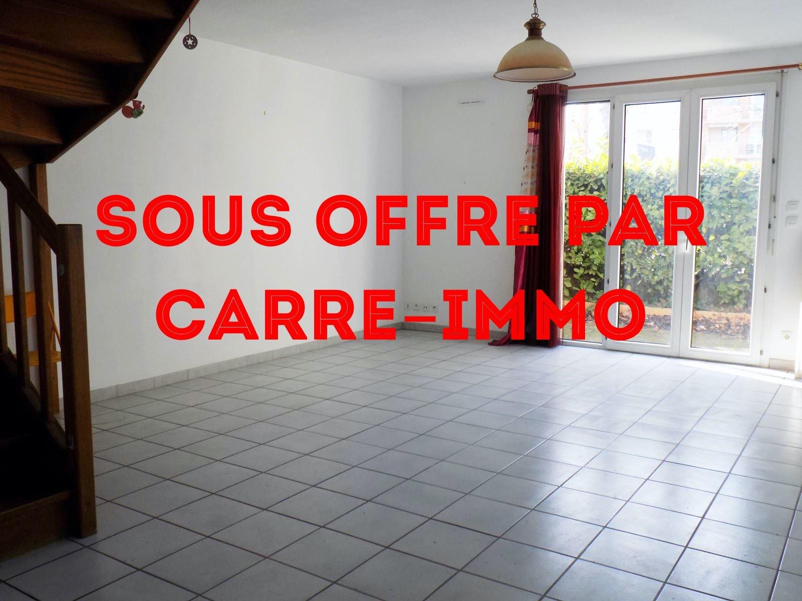 Villa T4 avec garage - 31200 TOULOUSE SEPT DENIERS