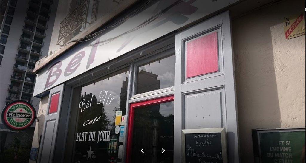 Le Bel Air Café