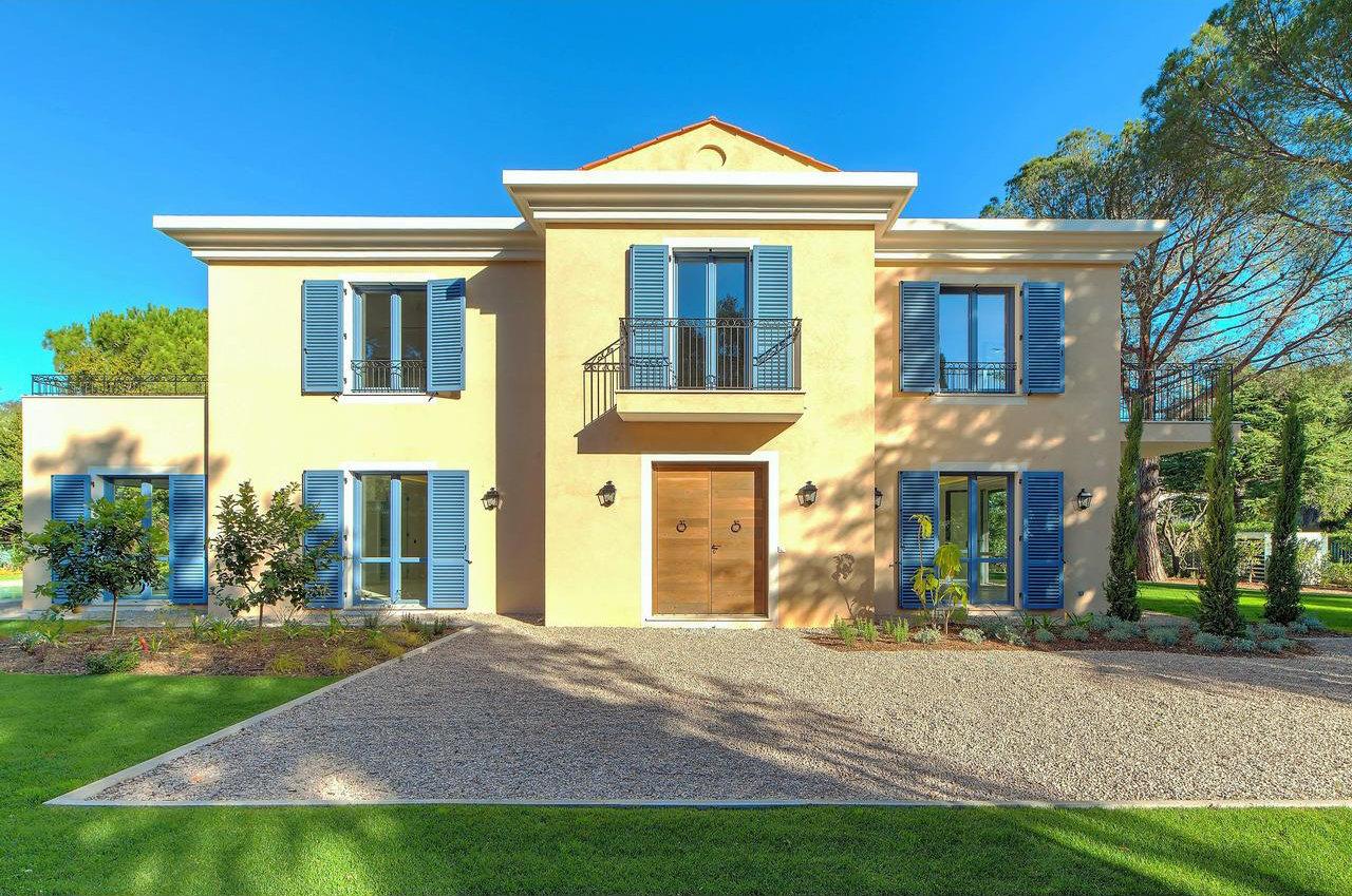 Nybyggt hus -  St Jean Cap Ferrat