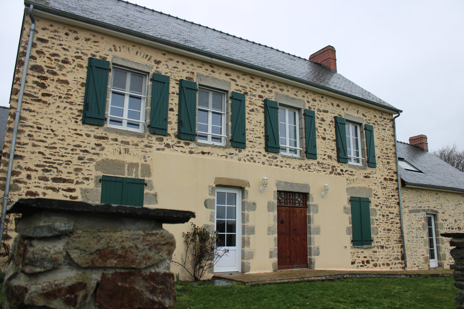 Vente Maison de village - St Aubin Du Desert