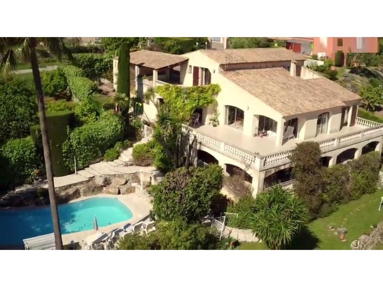 Försäljning Villa - Vallauris Mauruches