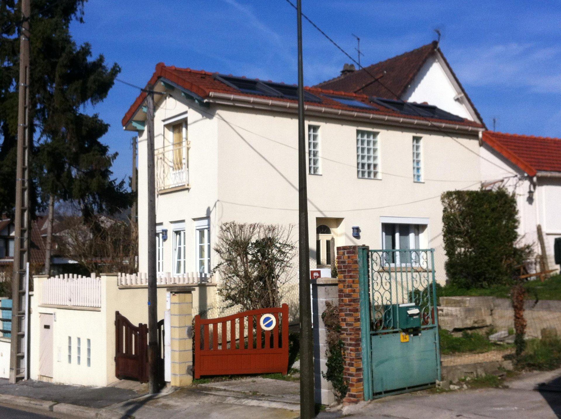 Maison T3 à Argenteuil