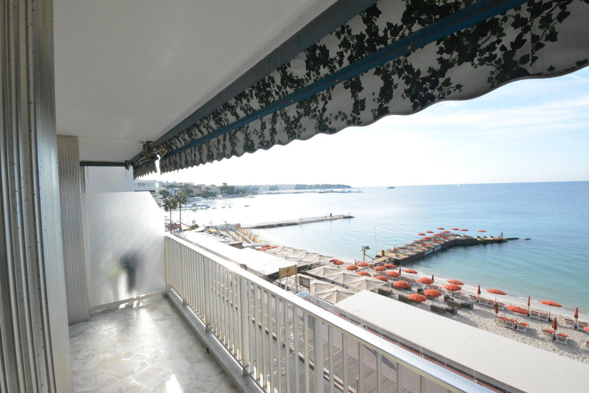 Студия на берегу моря - Центр Жуан ле Пен