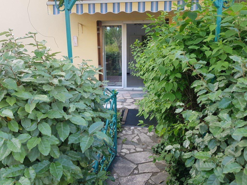 T2/3 de 64 m² avec jardin de 20 m²  belle résidence