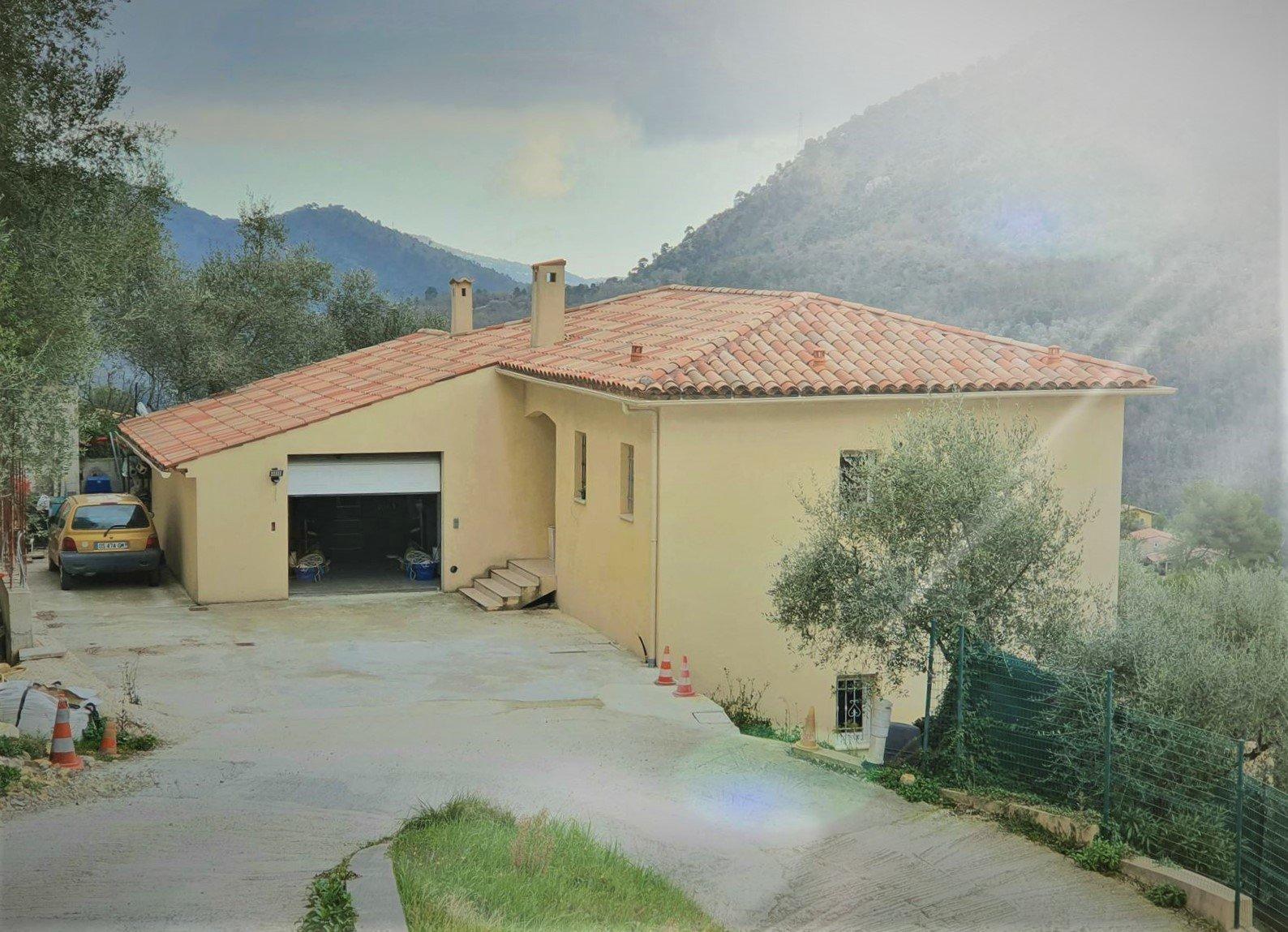 Sale Villa - Tourrette-Levens Le Frogier