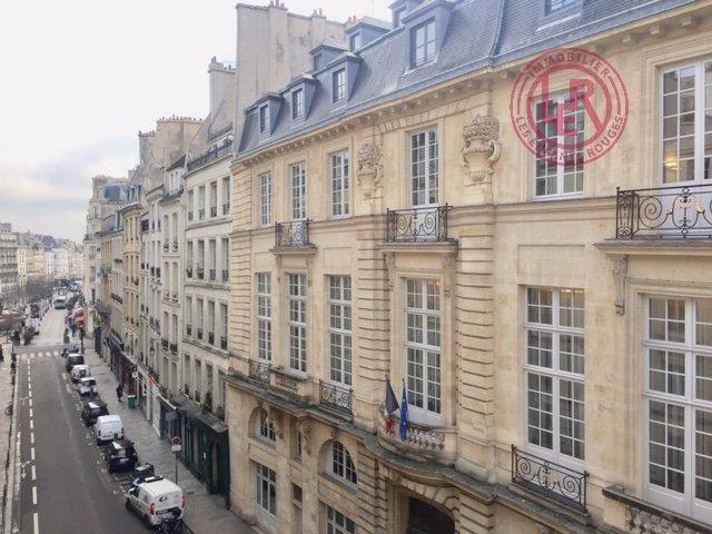 Paris IV Saint Paul  RUE FRANCOIS MIRON Grand Studio calme et ensoleillé