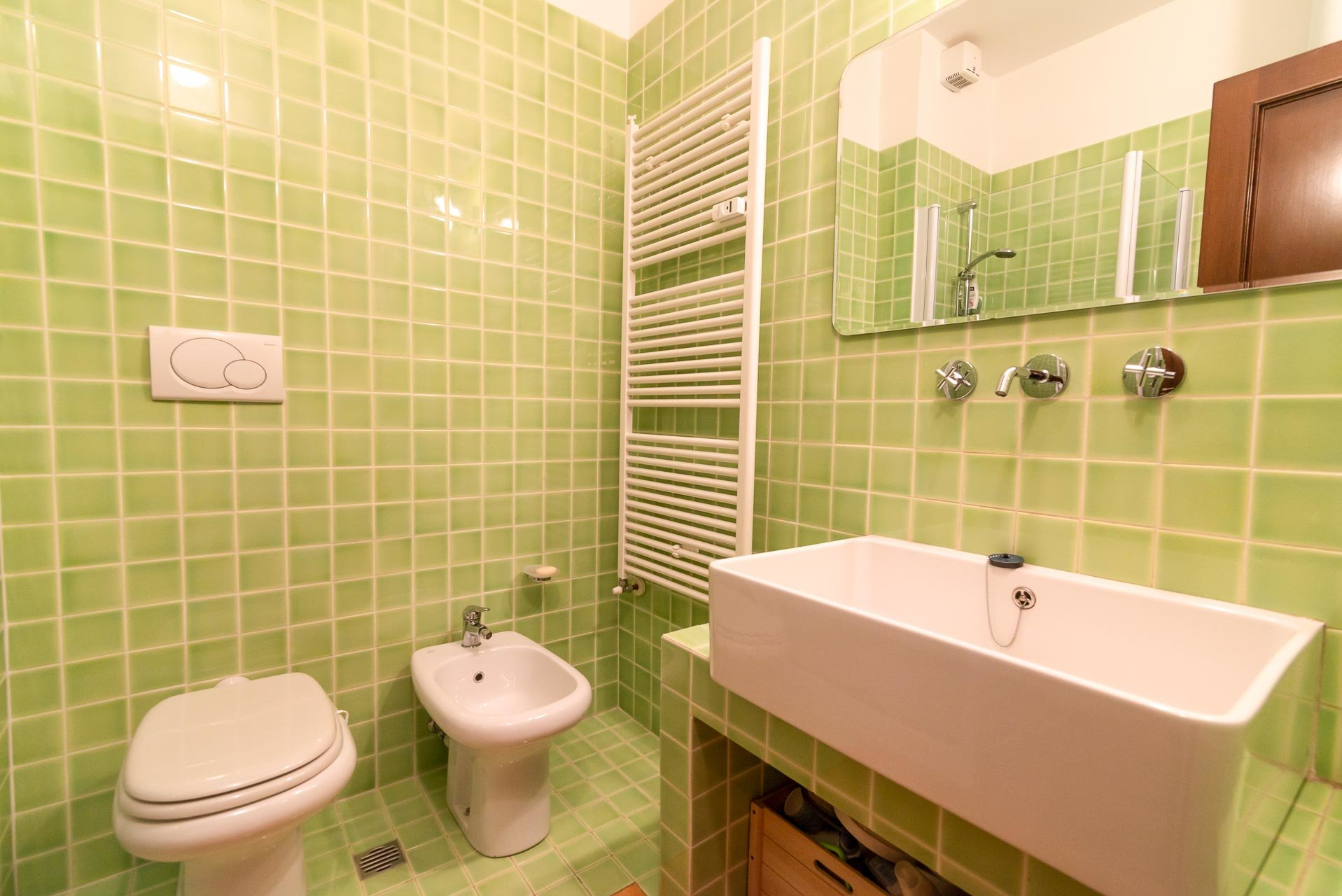 Apartment for sale in Stresa in a residence - bathroom