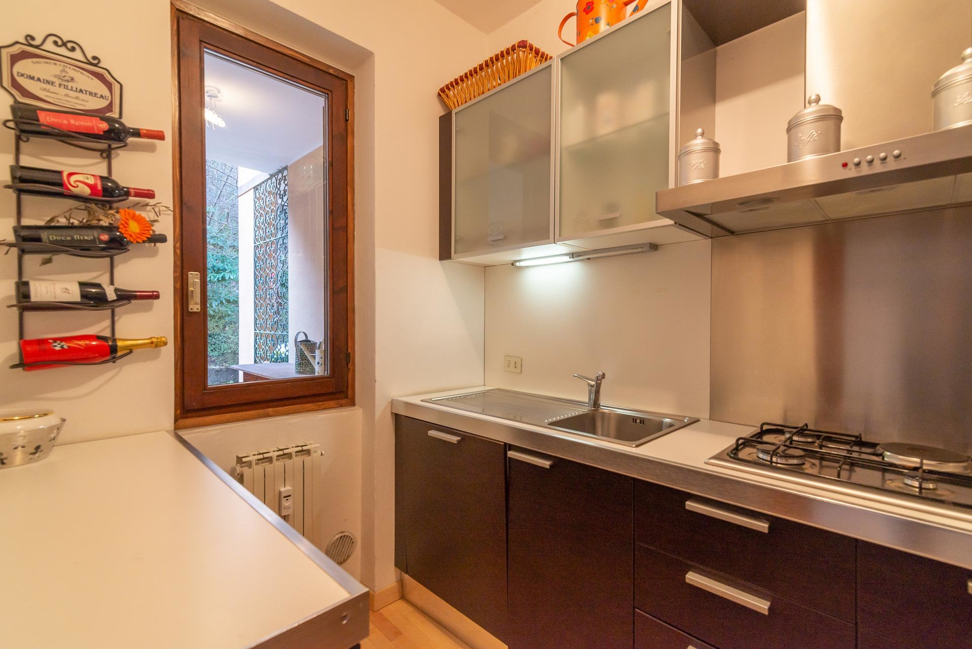Apartment for sale in Stresa in a residence - kitchen