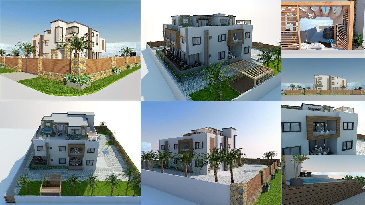 Development Penthouse - Grand Gaube - Mauritius
