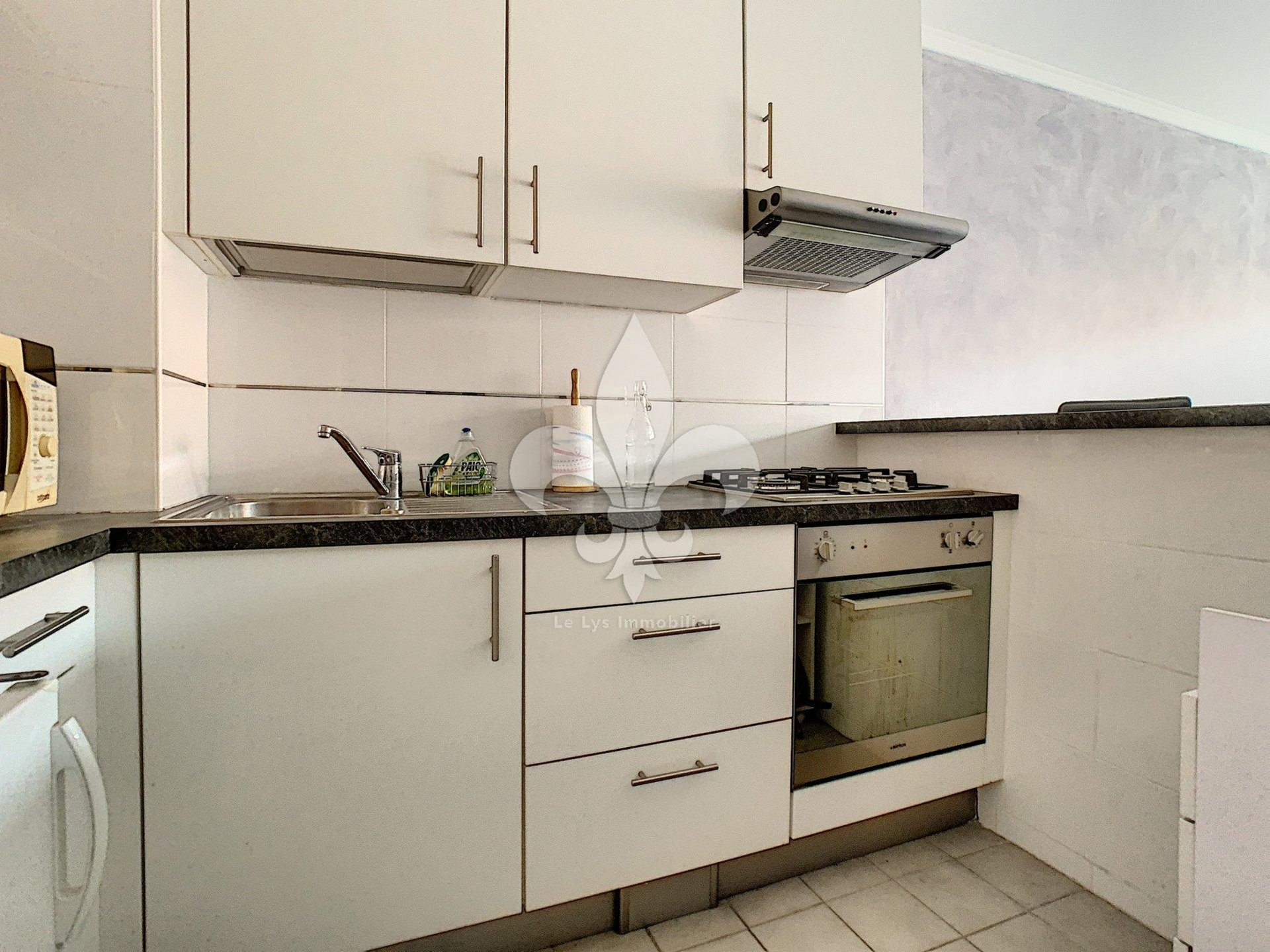 Mandelieu - Capitou: 2 rooms with two terraces and garage