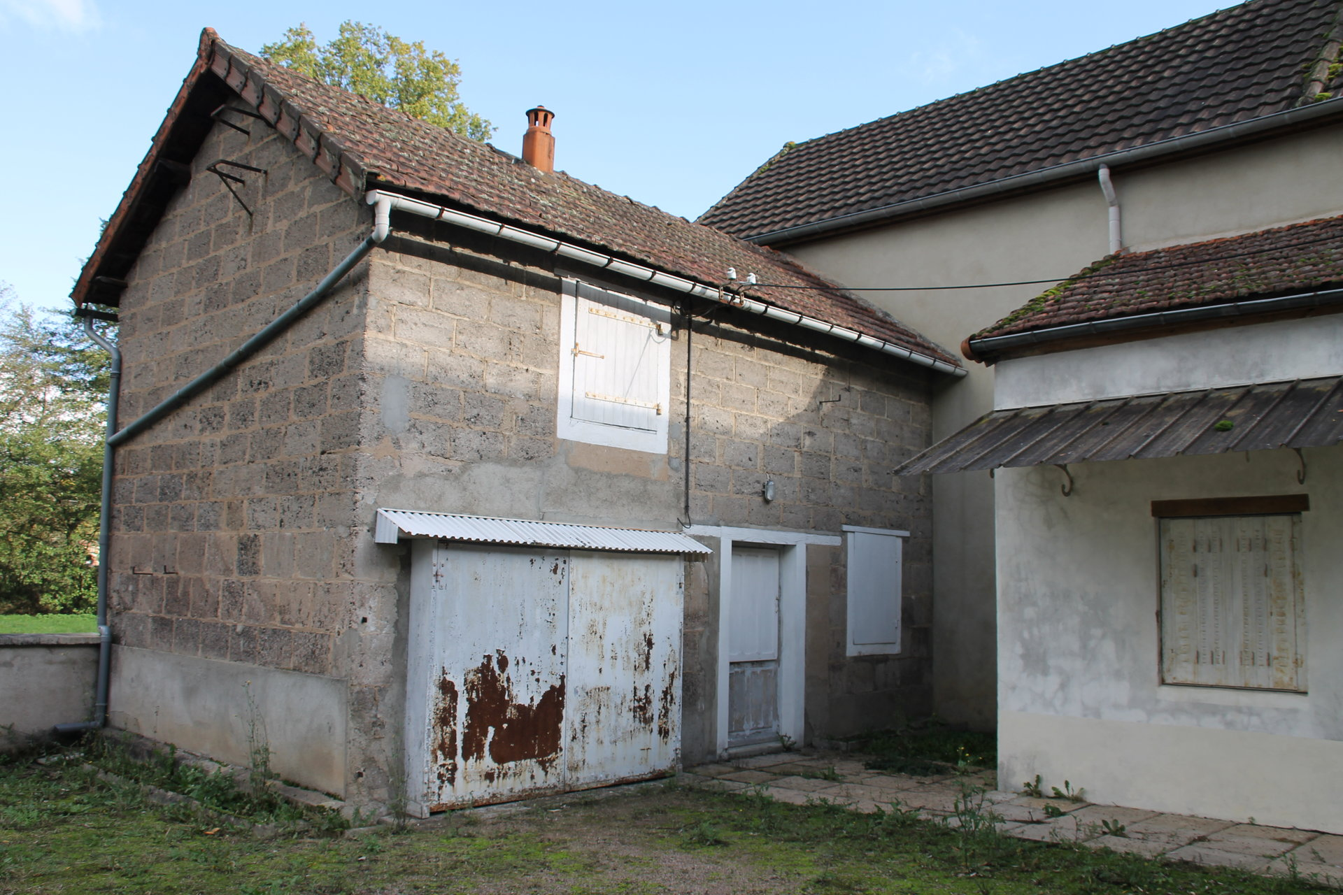 PERREUIL - Ensemble immobilier