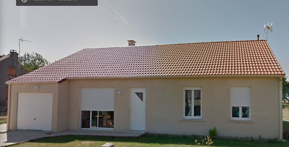 Sale House - Echilleuses