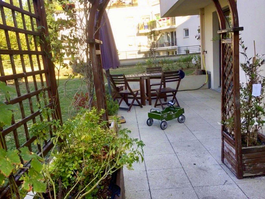 Idéal Famille - T4 de 90 m2 avec terrasse et jardin