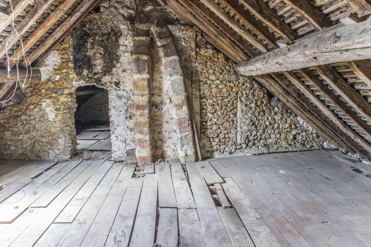 Maison ancienne à rénover