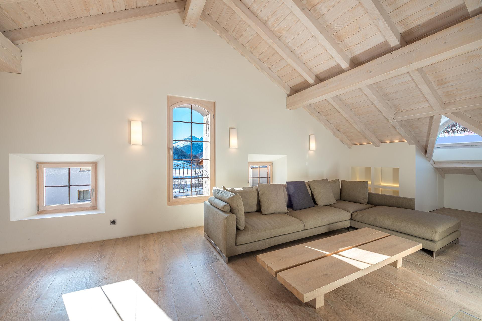 Verkauf Penthouse - La Punt-Chamues-ch - Schweiz