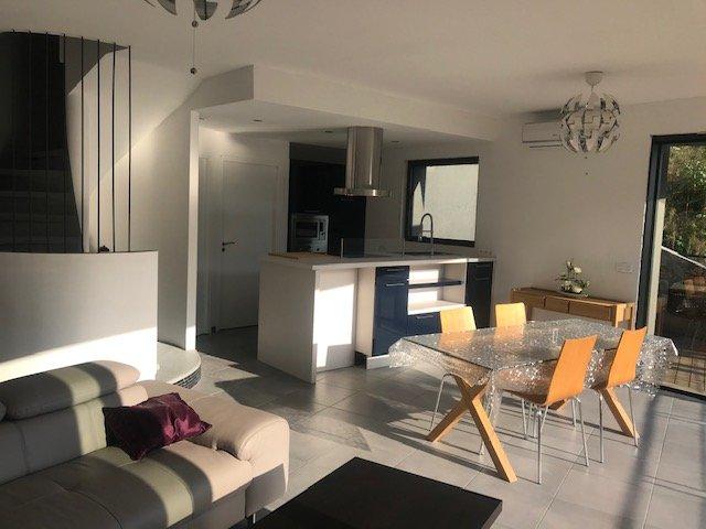 Location meublée à l'année- Villa individuelle contemporaine neuve- T4