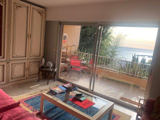 EXCLUSIF-GARAVAN-BAISSE DE PRIX- T3 91m² dans petite copro avec une entrée indépendante-- Vue Mer-Terrasse-Balcon-Parking- Au calme
