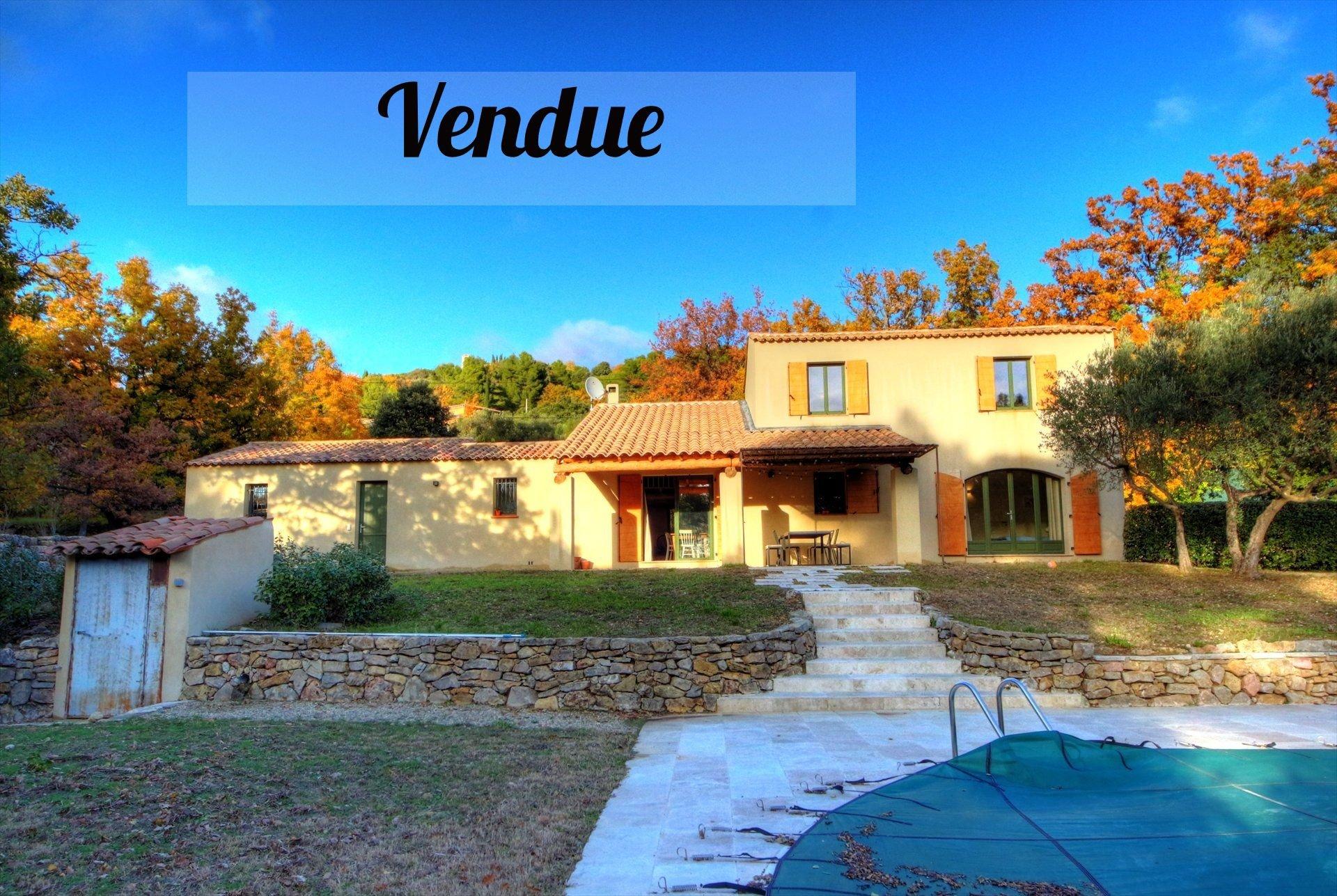 Buy House Tourtour Provence