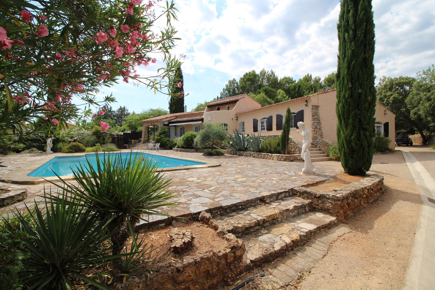 Villa Cotignac Provence