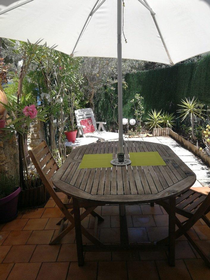La ciotat grand studio avec jardin