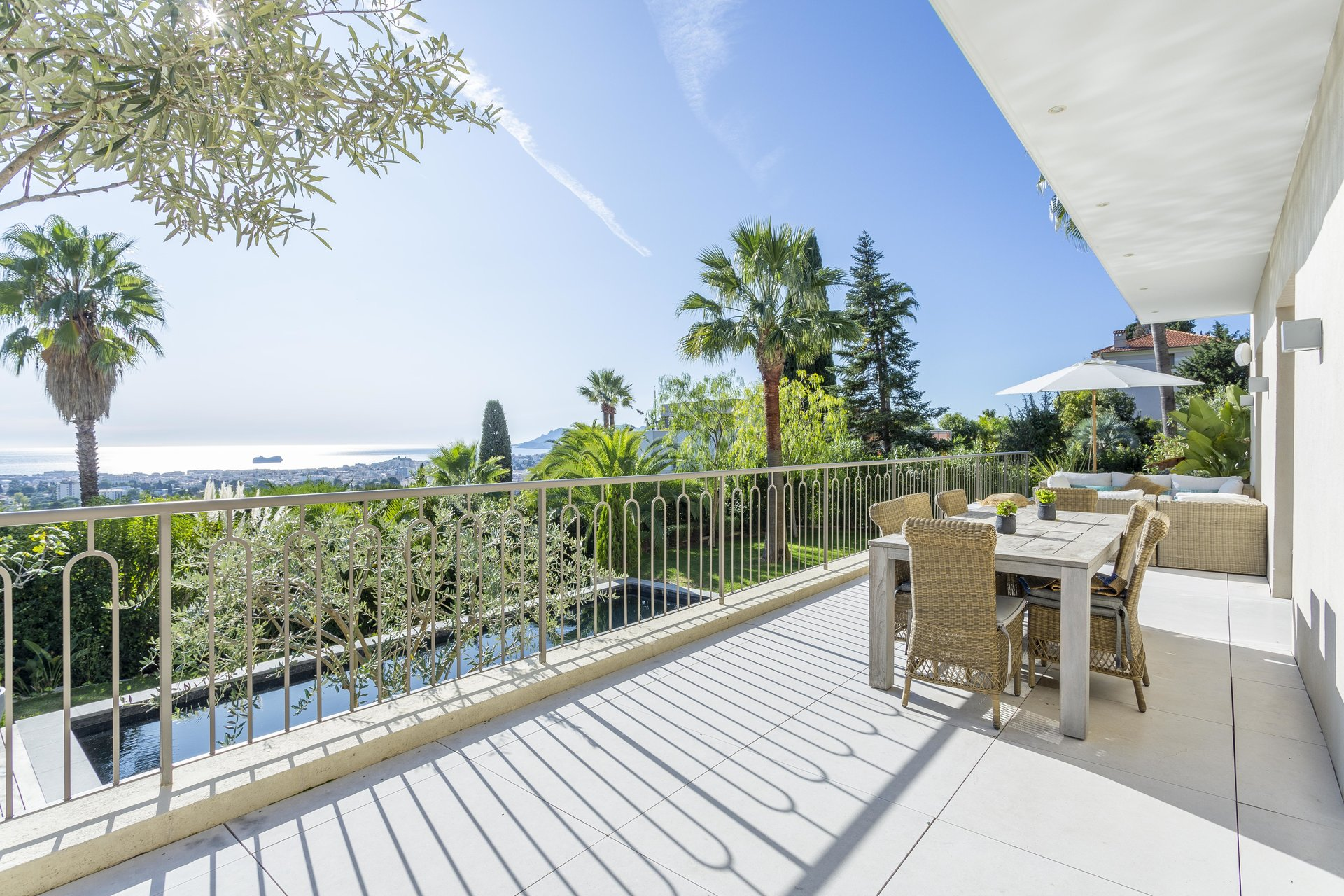 HEIGHTS OF CANNES – SEA VIEW BAY OF CANNES