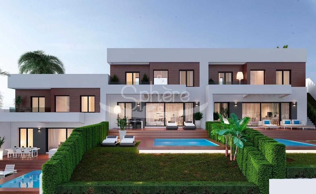 Sale Villa - Benidorm - Spain