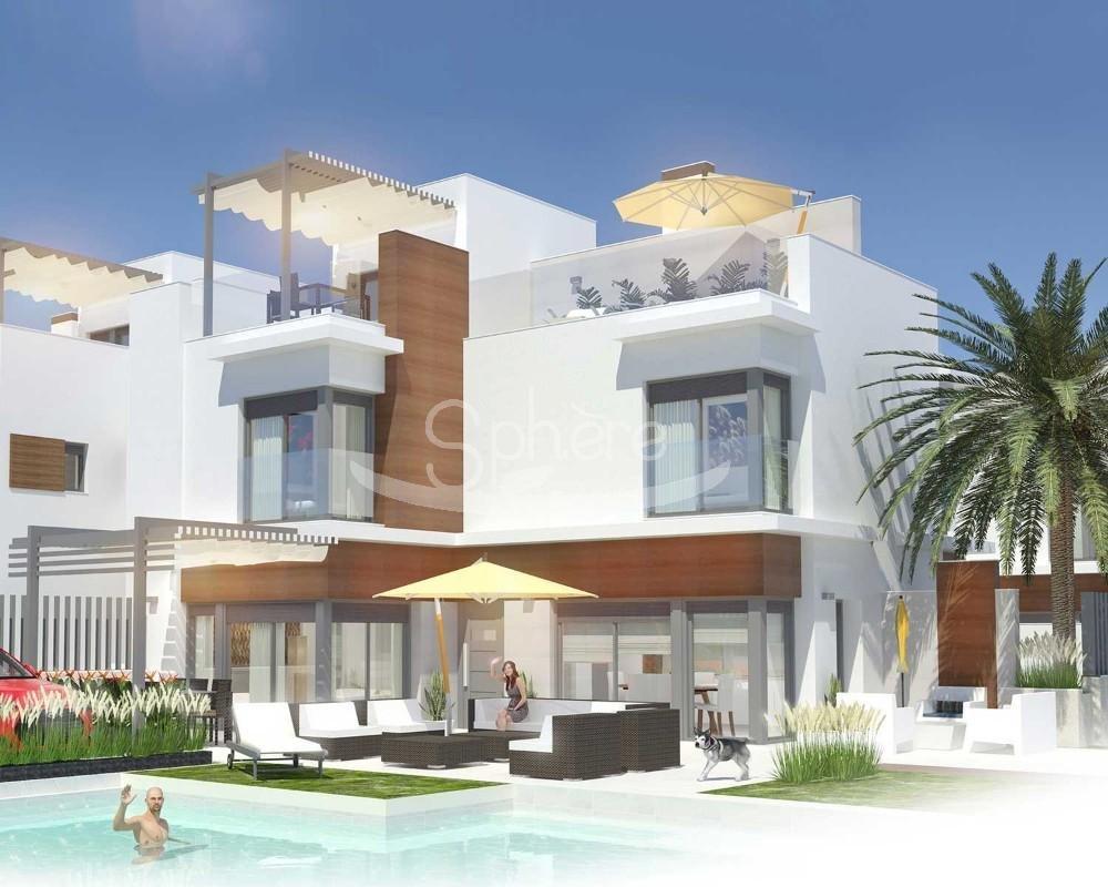 villa à 300 mètres de la plage