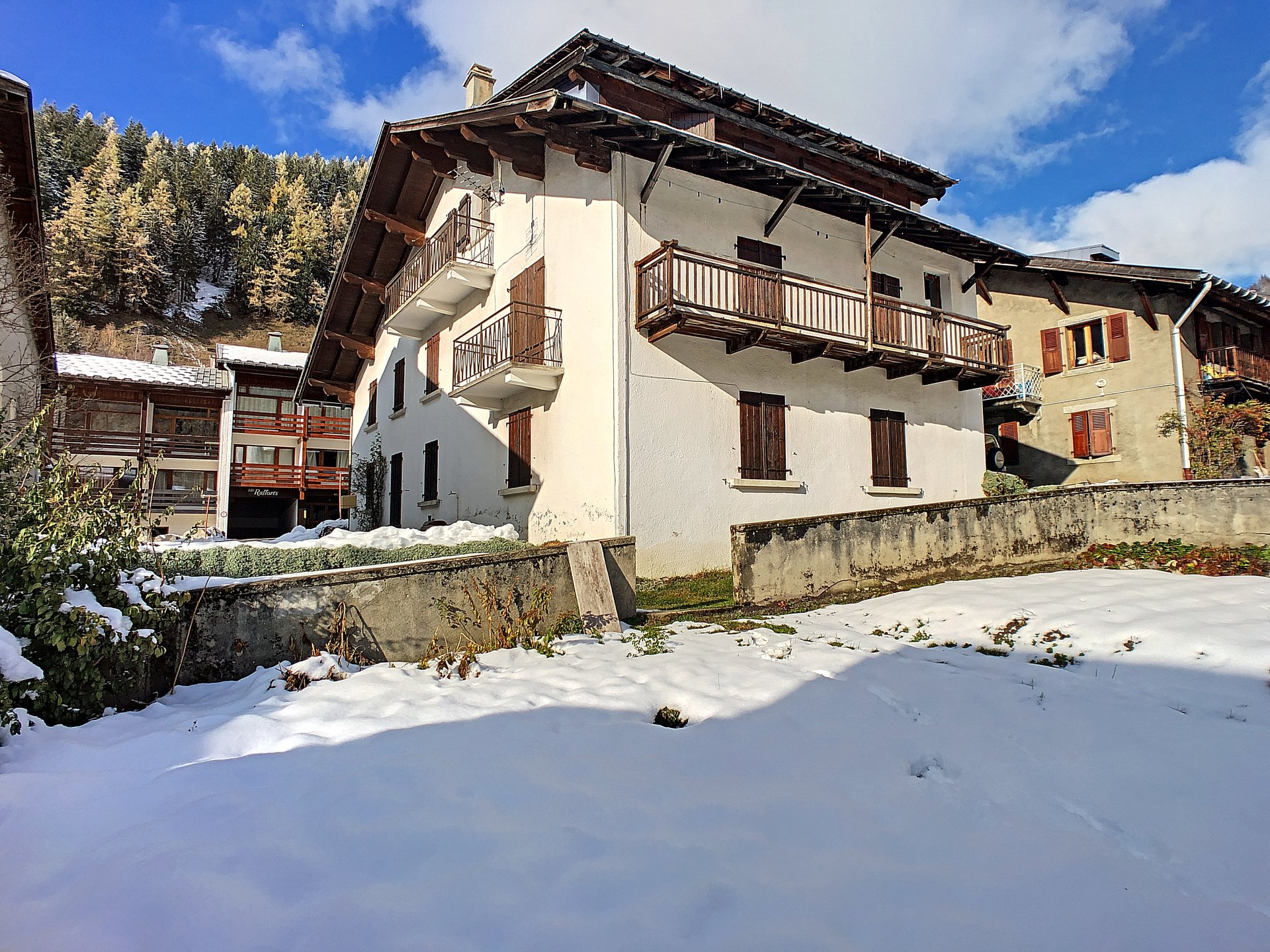 Casa 12 stanze, Argentière, Chamonix