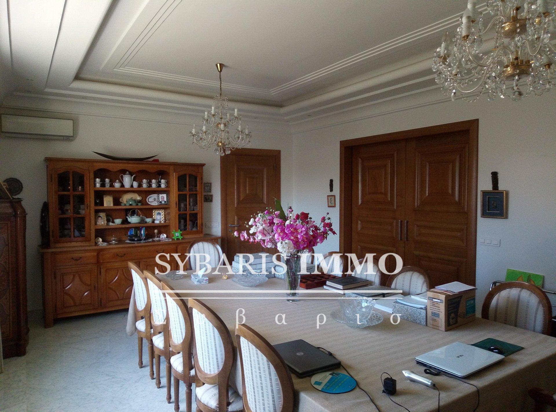vente villa à gammarth