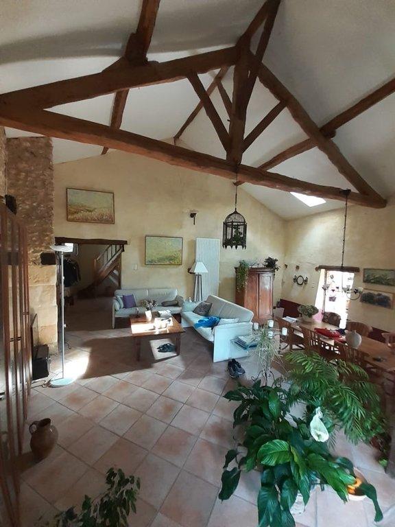 DORDOGNE - In hamlet, splendid old cottage with views on 8926 m2