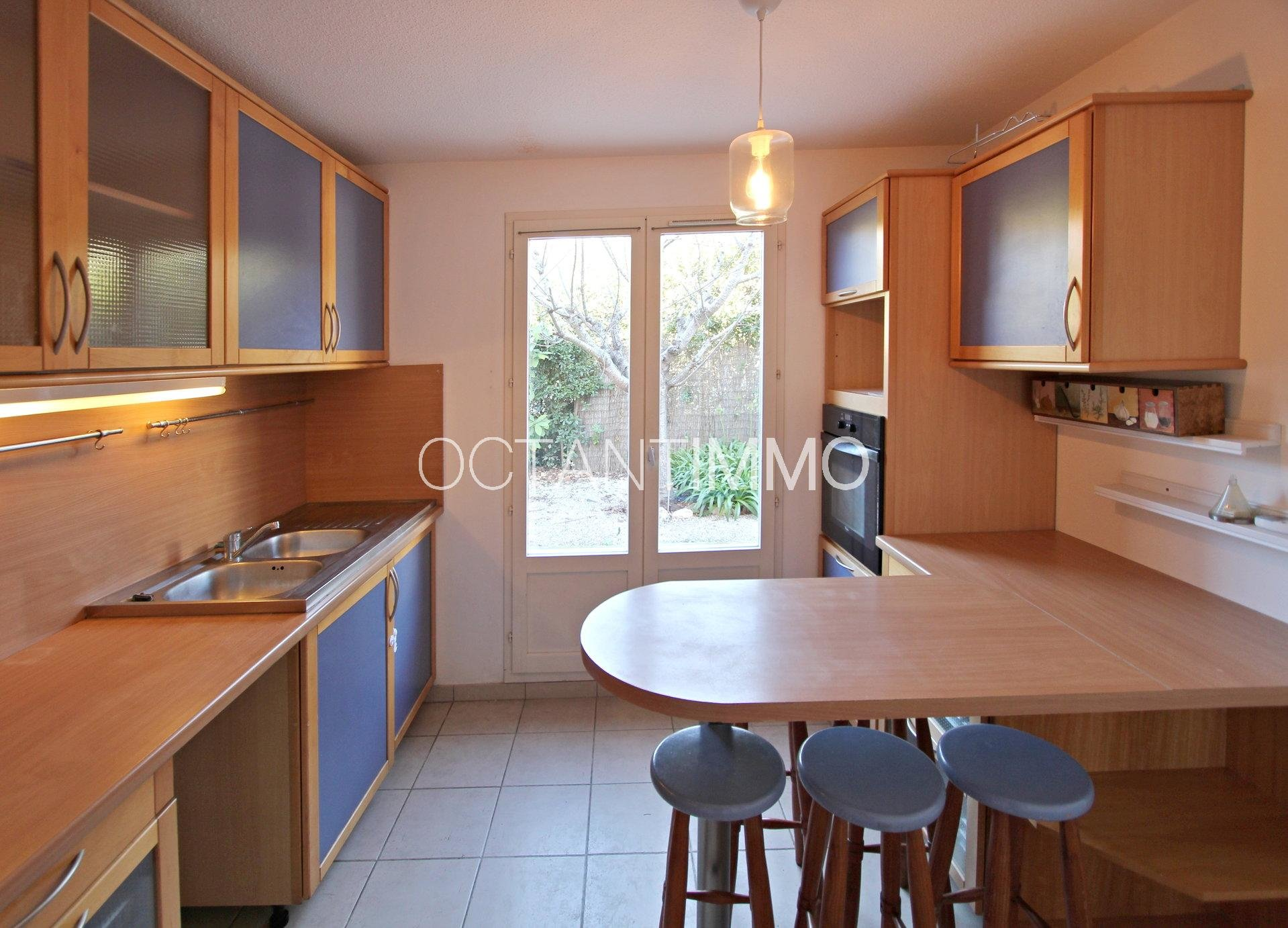 Exclusive - 3 bedrooms house in Biot - St Philippe