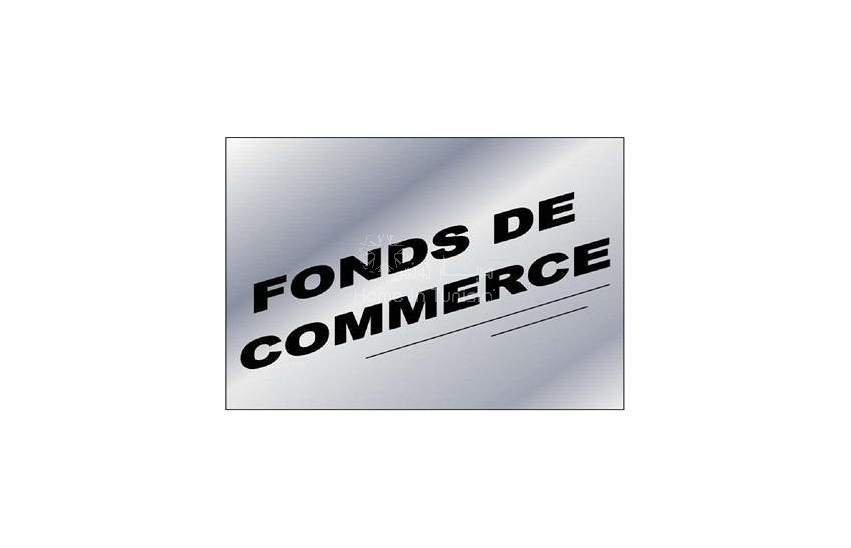 FOND DE COMMERCE
