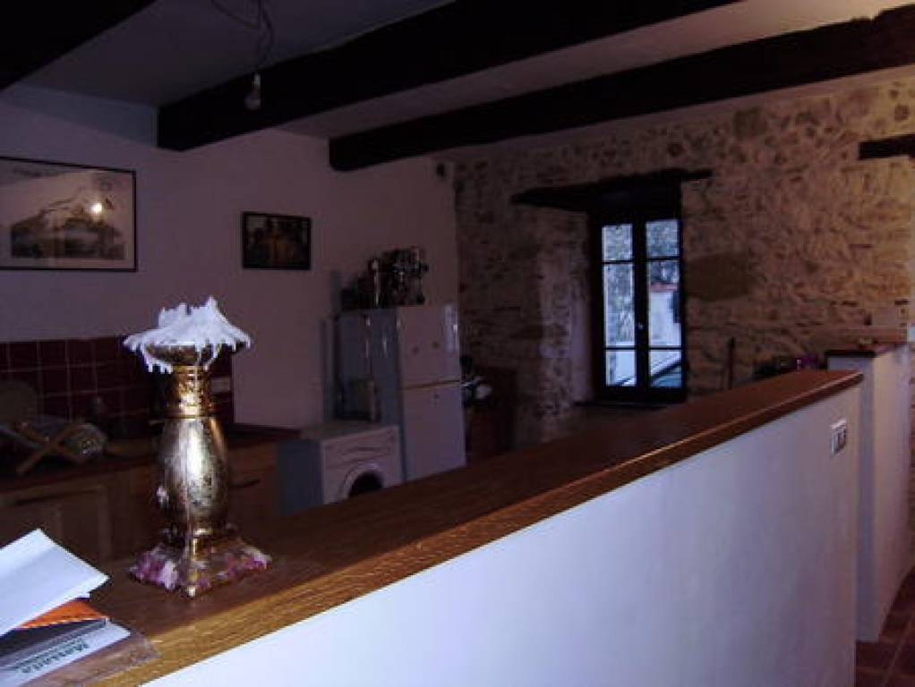 Village house of 160 m² with garden near Aurignac