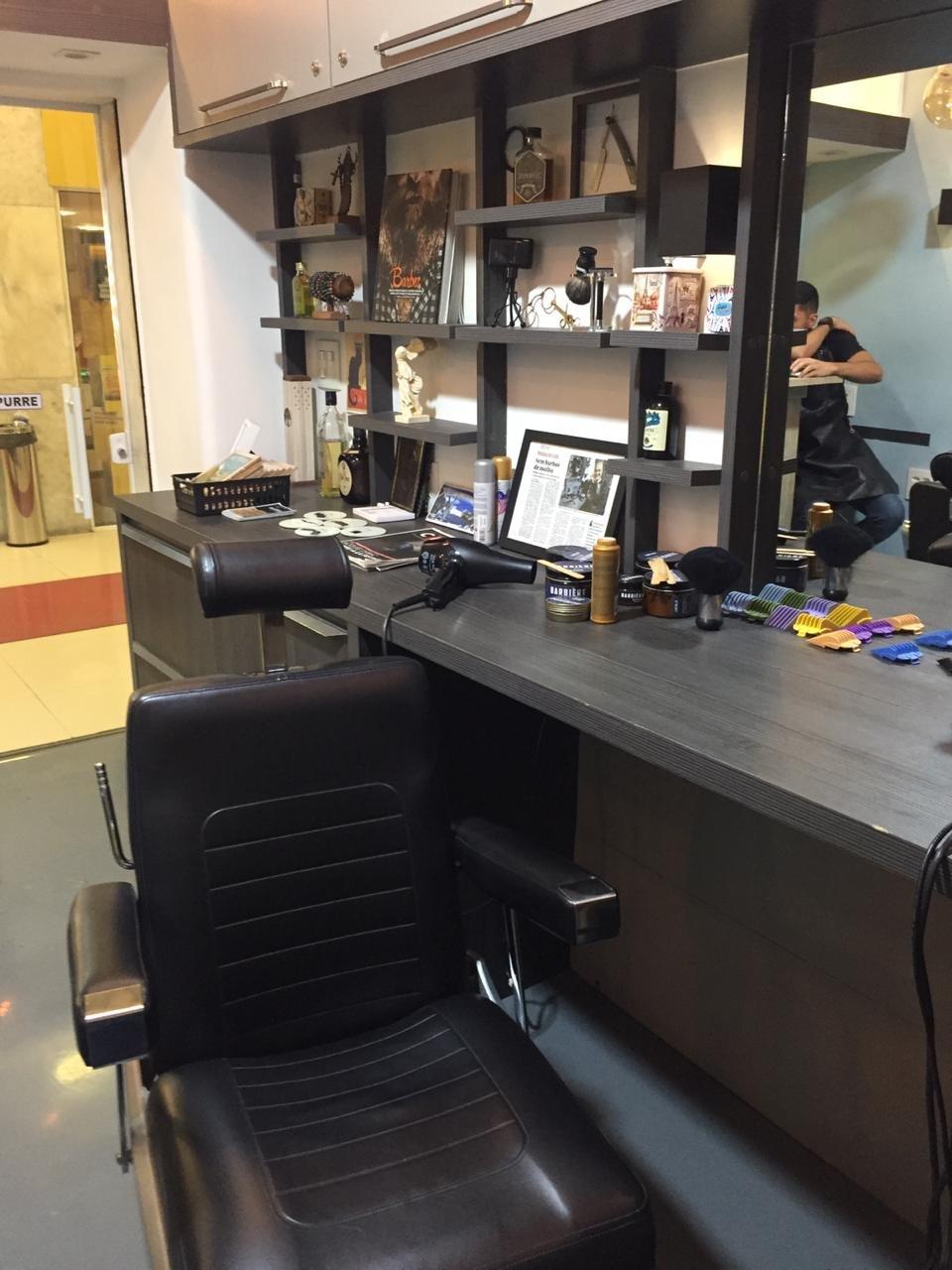 Salon de coiffure et barbier en plein coeur d'Ipanema