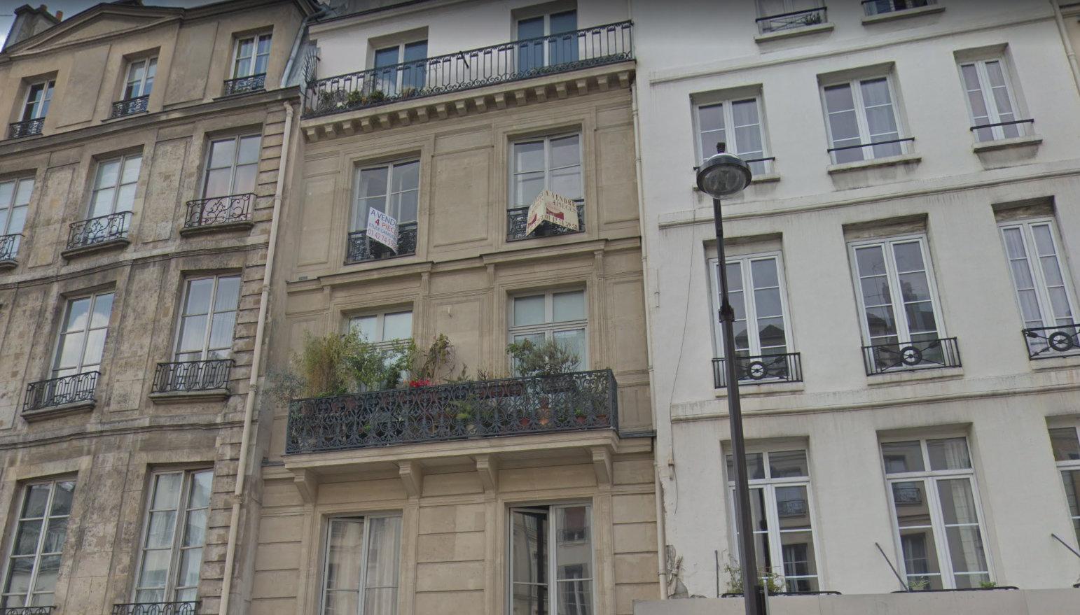 Paris IV - Prox place des Vosges et Hôtel de Sully
