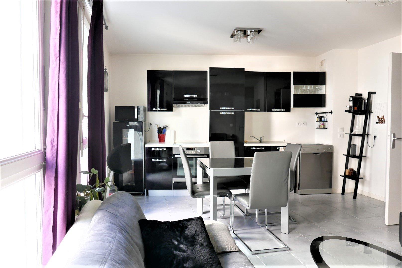 Location Appartement Surface de 42.05 m², 2 pièces, Lyon 3ème (69003)