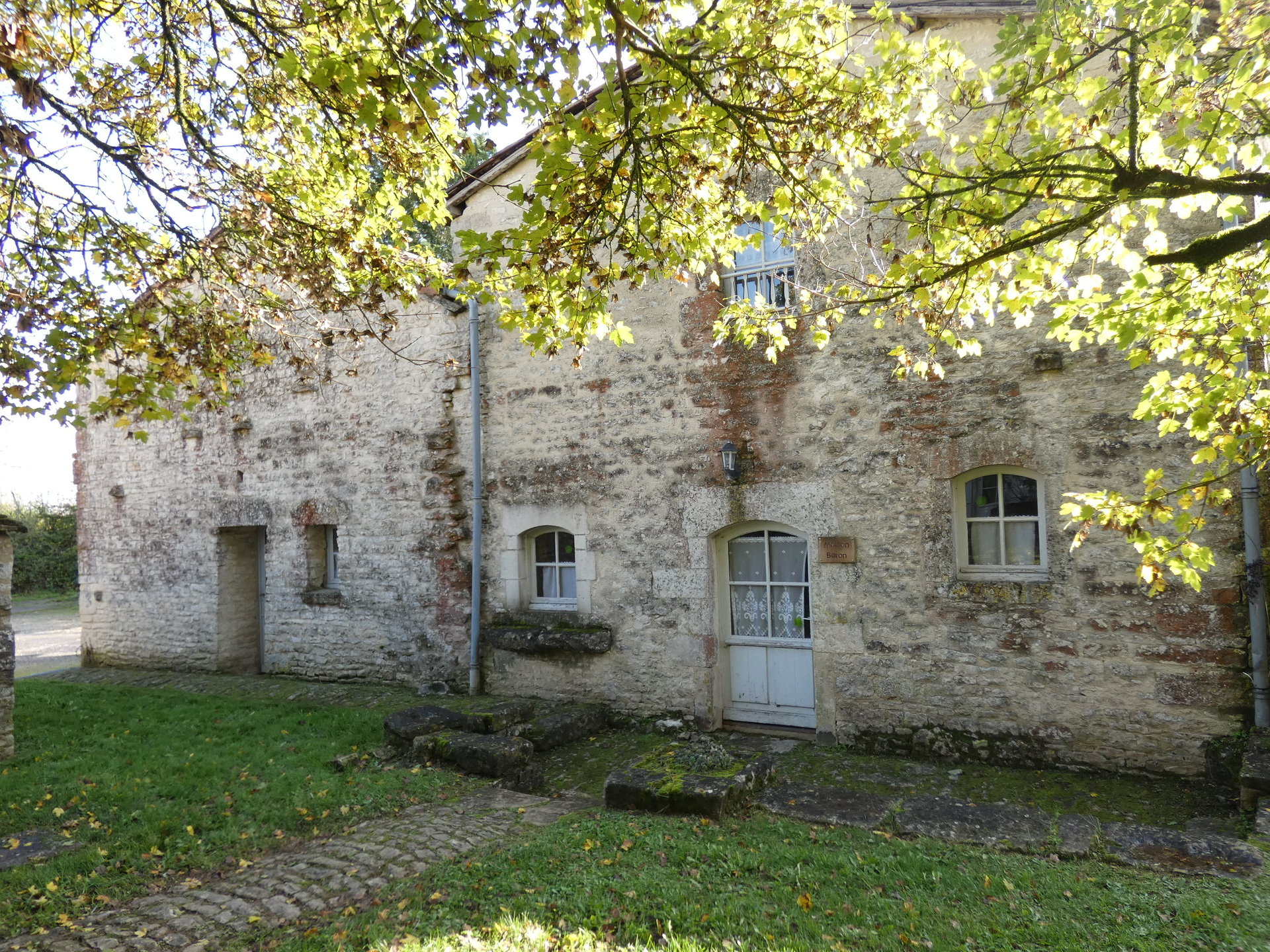 Hameau du XVIII siecle