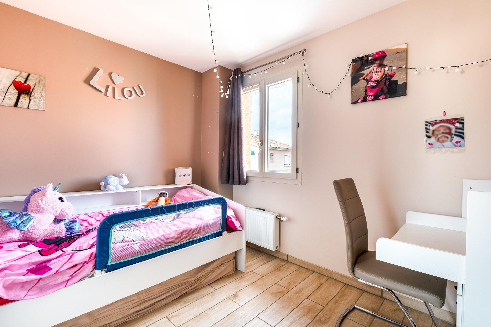 Maison 3 ch avec terrasse ensoleillée