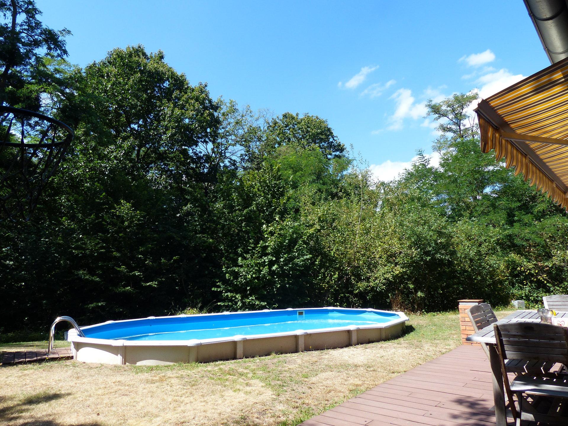 PAVILLON - Parc Morambeau