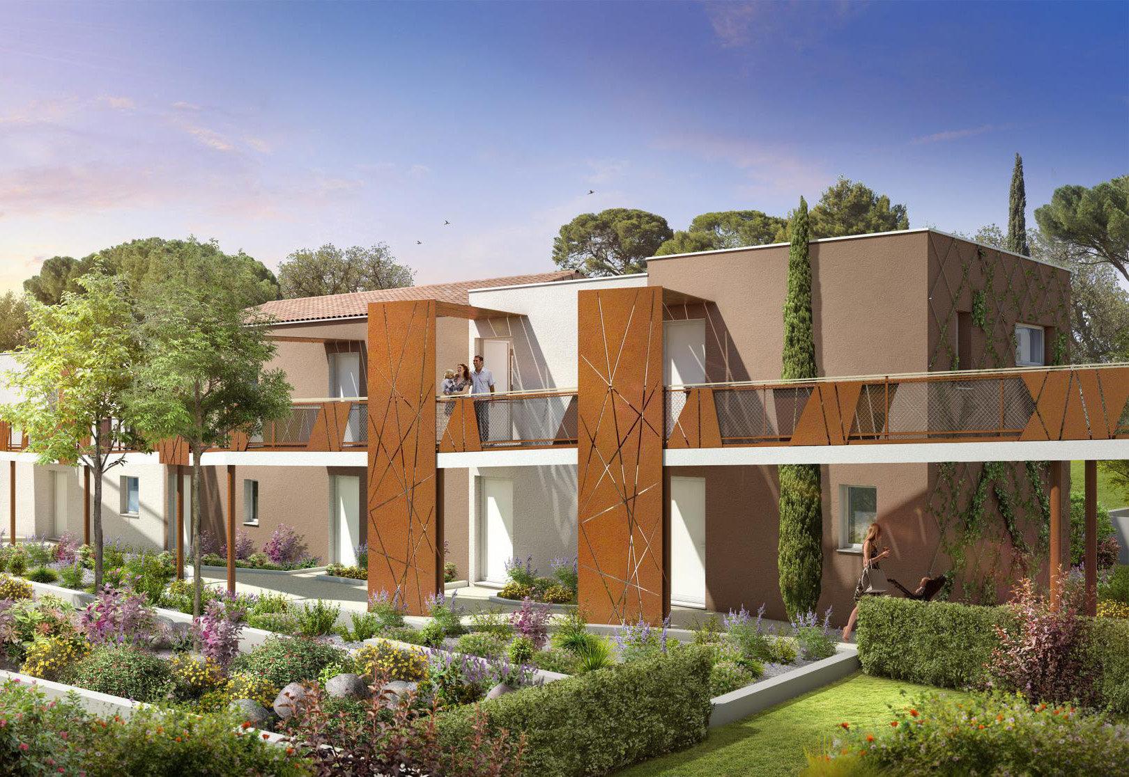 Appartement Neuf  39 m2 Type 2 - terrasse +parking