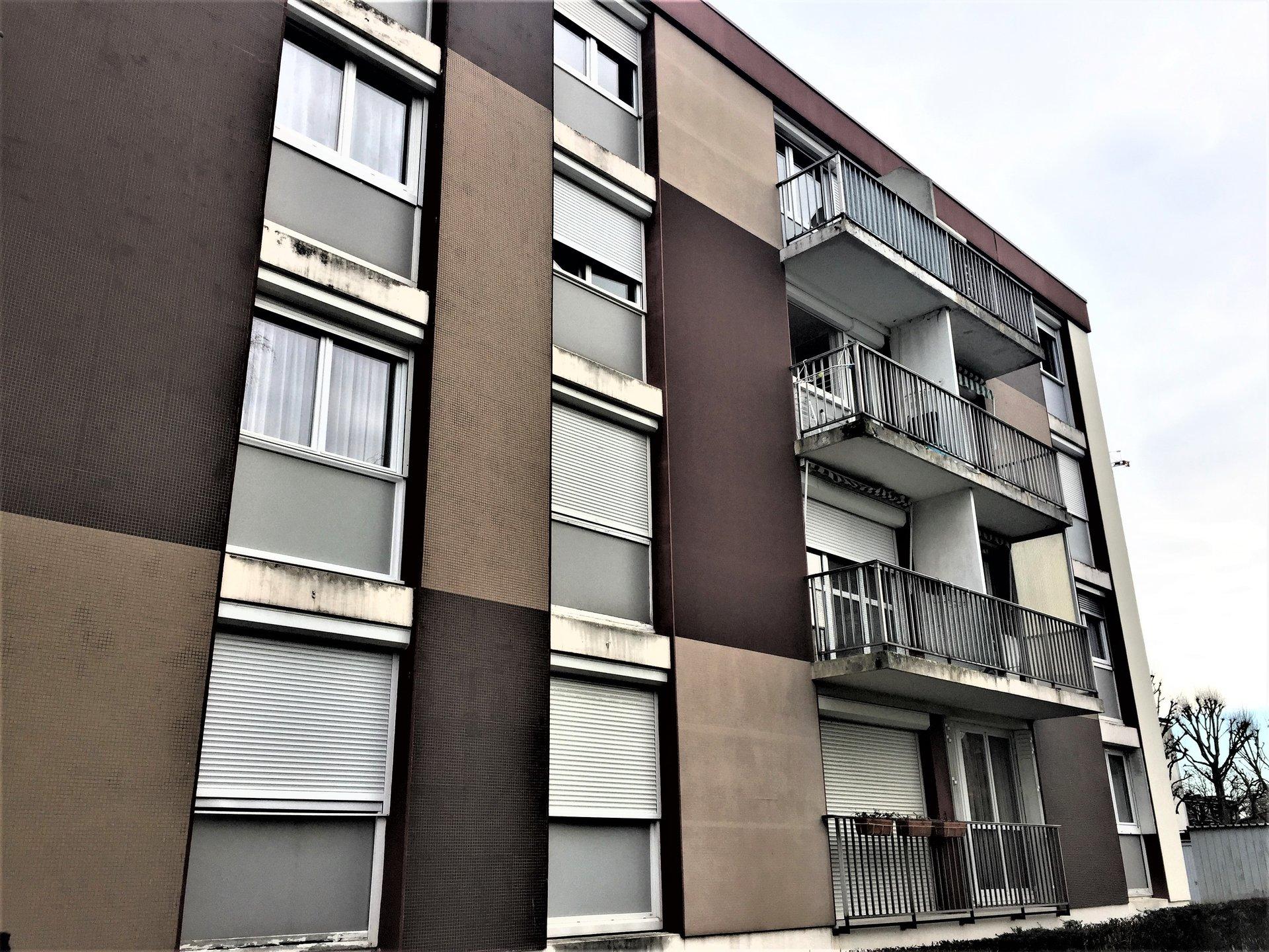 appartement T3 avec balcon