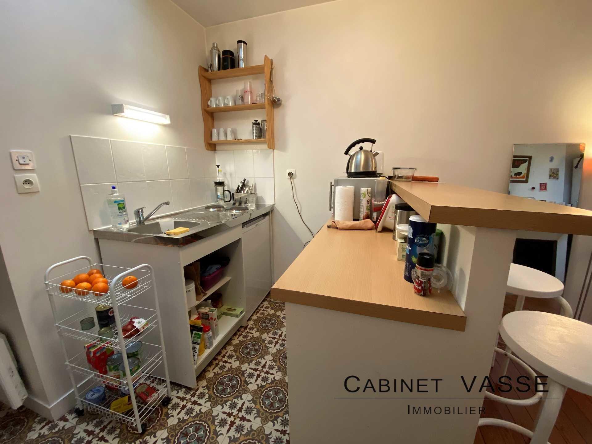 studio, coin cuisine, centre ancien, Caen, vasse, a louer