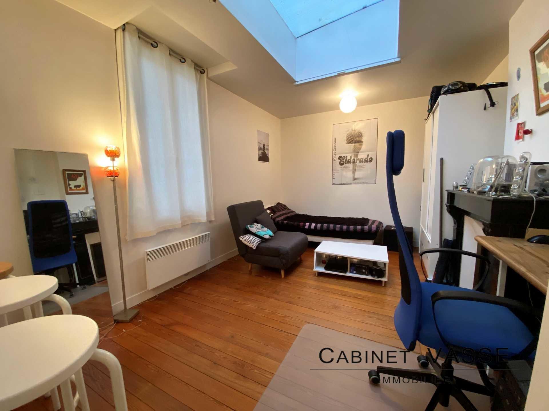 studio, séjour, centre ancien, Caen, vasse, a louer