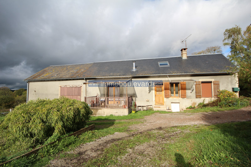 Renovated farmhouse for sale in the Morvan, region Burgundy