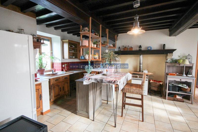 Ferme rénovée à vendre au coeur du Morvan en Bourgogne