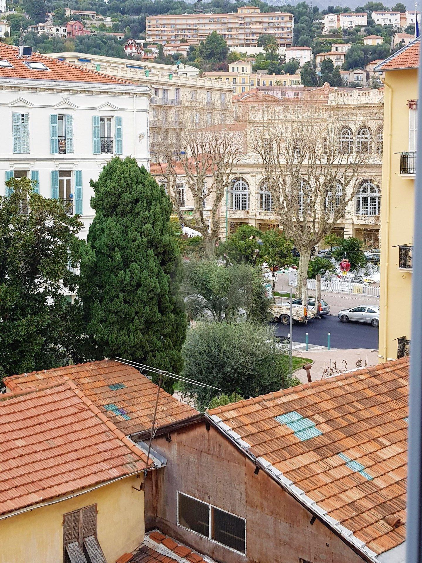 Menton Jardin Bioves - 3 Pièces - Calme